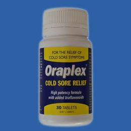 Oraplex срещу херпес